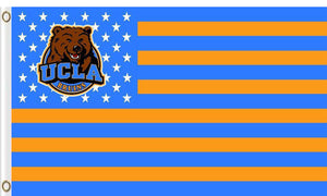 UCLA Bruins sports team Flag Digital Printing 3*5ft
