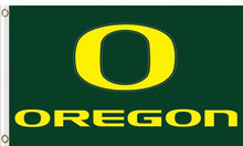 Load image into Gallery viewer, Oregon Ducks sports team Flag Digital Printing