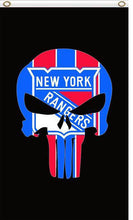 Load image into Gallery viewer, New York Rangers Flag 3ftx5ft