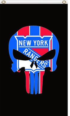 New York Rangers Flag 3ftx5ft