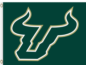 South Florida Bulls Flag 3*5ft