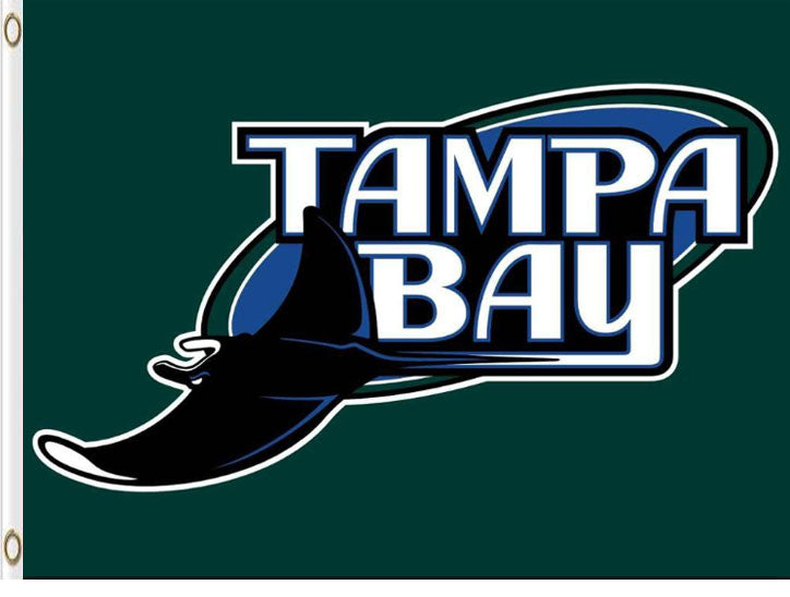 Download Tampa Bay Rays Logo