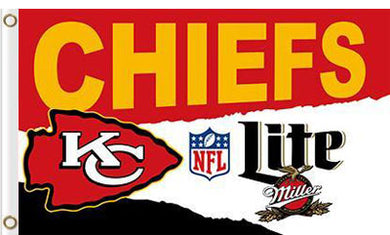 Kansas City Chiefs Lite flag 3x5FT