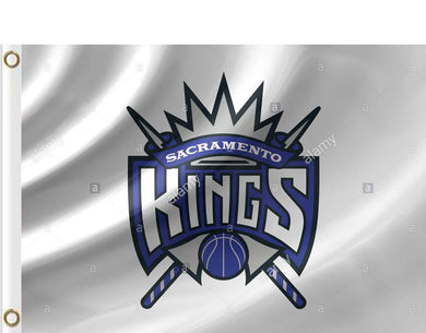 Sacramento Kings custom flag 3ftx5ft