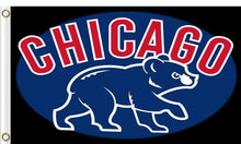 Load image into Gallery viewer, Chicago CubTeam flag 3ftx5ft