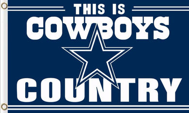 Dallas Cowboys National Football Sport Team 90*150 CM