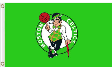 Boston Celtics flags 90x150cm