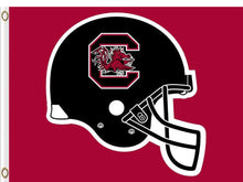 Load image into Gallery viewer, South Carolina Gamecocks sports team flag 3x5FT
