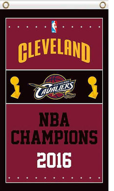 Cleveland Cavaliers champions all styles flags 90x150cm