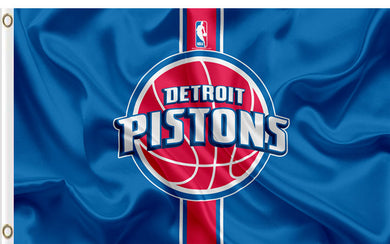 Detroit Pistons flags 90x150cm