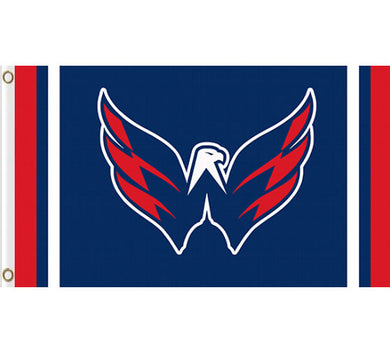 Washington Capitals custom flag 3ftx5ft
