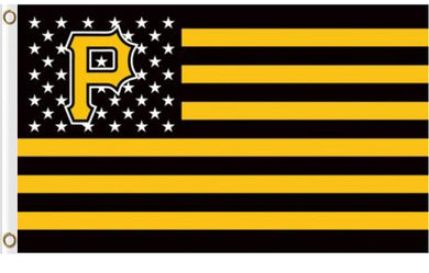 Pittsburgh Pirates USA American Banner flag 90x150cm