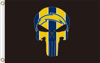 San Diego Chargers Flag Digital Printing 3ftx5ft