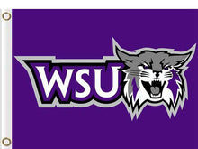 Load image into Gallery viewer, Weber State Wildcats Digital Printing flag 3x5FT
