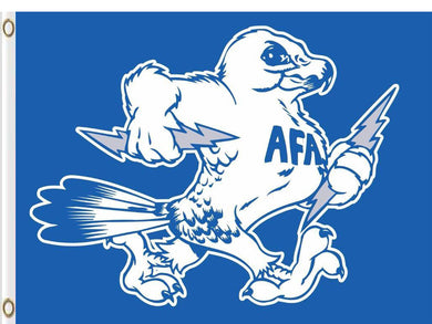 Air Force Falcons Logo Flag 3ftx5ft