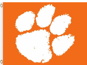 Clemson Tigers Hand Flag 3*5ft