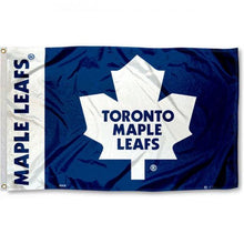 Load image into Gallery viewer, Toronto Maple Leafs flag 3x5 ft 100D With Grommets