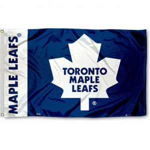 Toronto Maple Leafs flag 3x5 ft 100D With Grommets