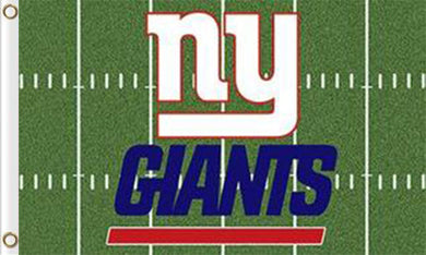New York Giants Green Flags 3*5FT