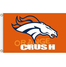 Load image into Gallery viewer, Denver Broncos Flag 3ftx5ft
