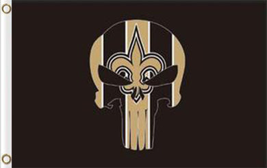 New Orleans Saints Digital Printing Flag 3ftx5ft