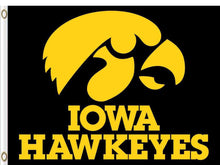 Load image into Gallery viewer, Iowa Hawkeyes Hand Flags 3*5ft