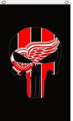 Detroit Red Wings 3x5FT 100D Polyester