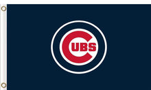 Load image into Gallery viewer, Chicago Cub Baseball Club flags 3ftx5ft
