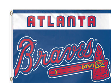 Atlanta Braves Sport Banner flags 3ftx5ft