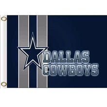 Load image into Gallery viewer, 90x150cm Dallas Cowboys Flag Polyester Football Team