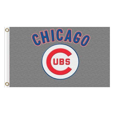 Chicago Cub Team flag 3ft x 5ft