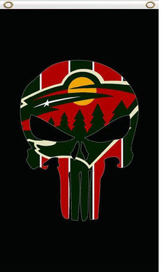 Minnesota Wild Flag 3ftx5ft