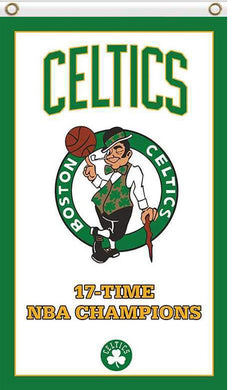 Boston Celtics championsall styles flags 90x150cm