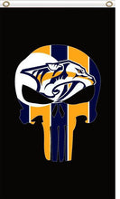 Load image into Gallery viewer, Nashville Predators 3x5FT 100D Polyester