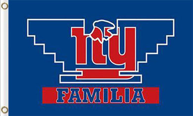 New York Giants Familia Flags 3*5FT