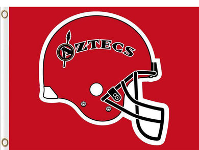 San Diego State Aztecs 90*150 CM sports team flag