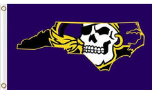 Load image into Gallery viewer, East Carolina Pirates flag 3x5FT