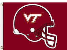 Load image into Gallery viewer, Virginia Tech Hokies Banners 90*150CM