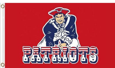 New England Patriots Sports Banners Flags 3ftx5ft