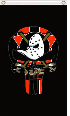 Anaheim Ducks Flag Digital Printing sports team