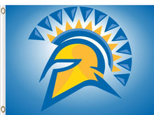 Load image into Gallery viewer, San Jose State Spartans sports team flag 3*5ft
