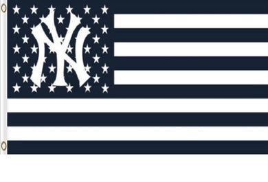 New York Yankees Star Stripes Nation Banner flags 3x5ft