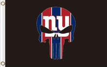 Load image into Gallery viewer, New York Giants team Flag Digital Printing 3ftx5ft