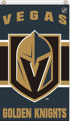 Vegas Golden Knights team flag 3x5FT
