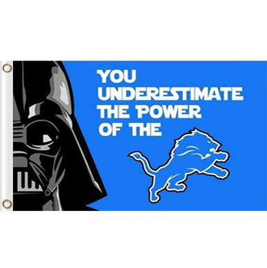 Star Wars Detroit Lions flag 90x150cm