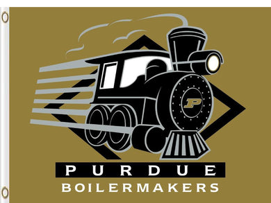 University Of Purdue Boilermakers Football Banner Flag 3*5ft