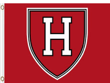 Load image into Gallery viewer, Harvard Crimson Hand Flags Banners 3*5ft