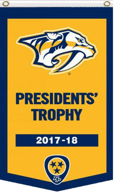 3x5ft Nashville Predators Western Conference Champions Flag