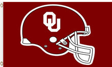 Load image into Gallery viewer, Oklahoma Sooners Sports Flags Digital Printing3*5ft