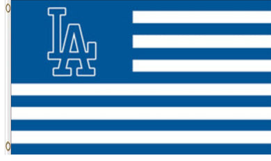 Los Angeles Dodgers Polyester Banner flag 3ftx5ft